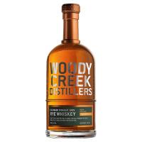 Woody Creek Distillers Colorado Straight Rye Whiskey