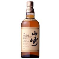 Yamazaki 12 Year Old Single Malt Whisky