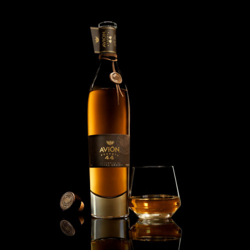 Avion Reserva 44 Extra Anejo Tequila Buy Now Caskers