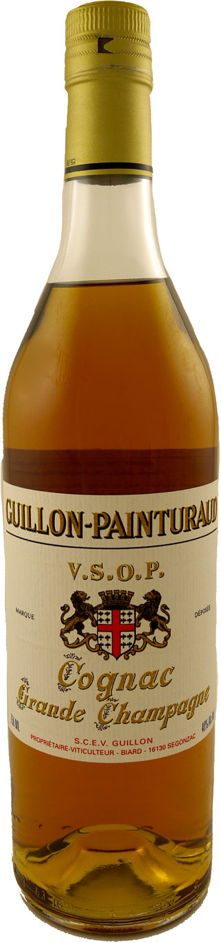Guillon-Painturaud VSOP Grande Champagne Cognac