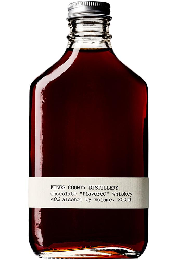 Kings County Chocolate Whiskey