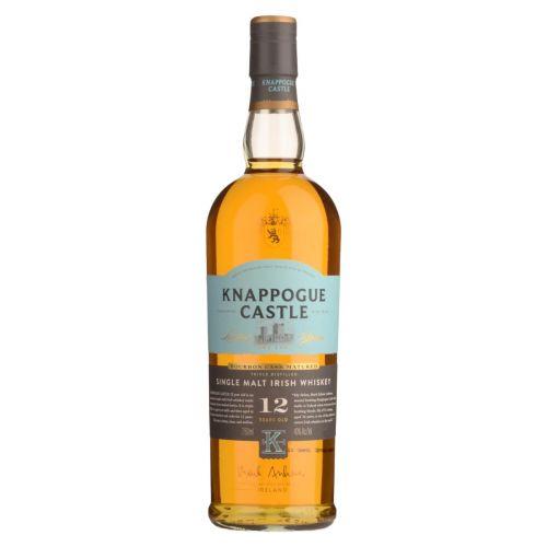 Knappogue Castle 12 Year Old Irish Whiskey