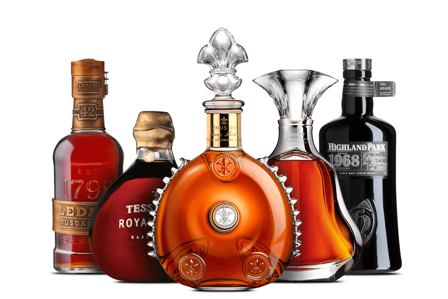 Luxury spirits