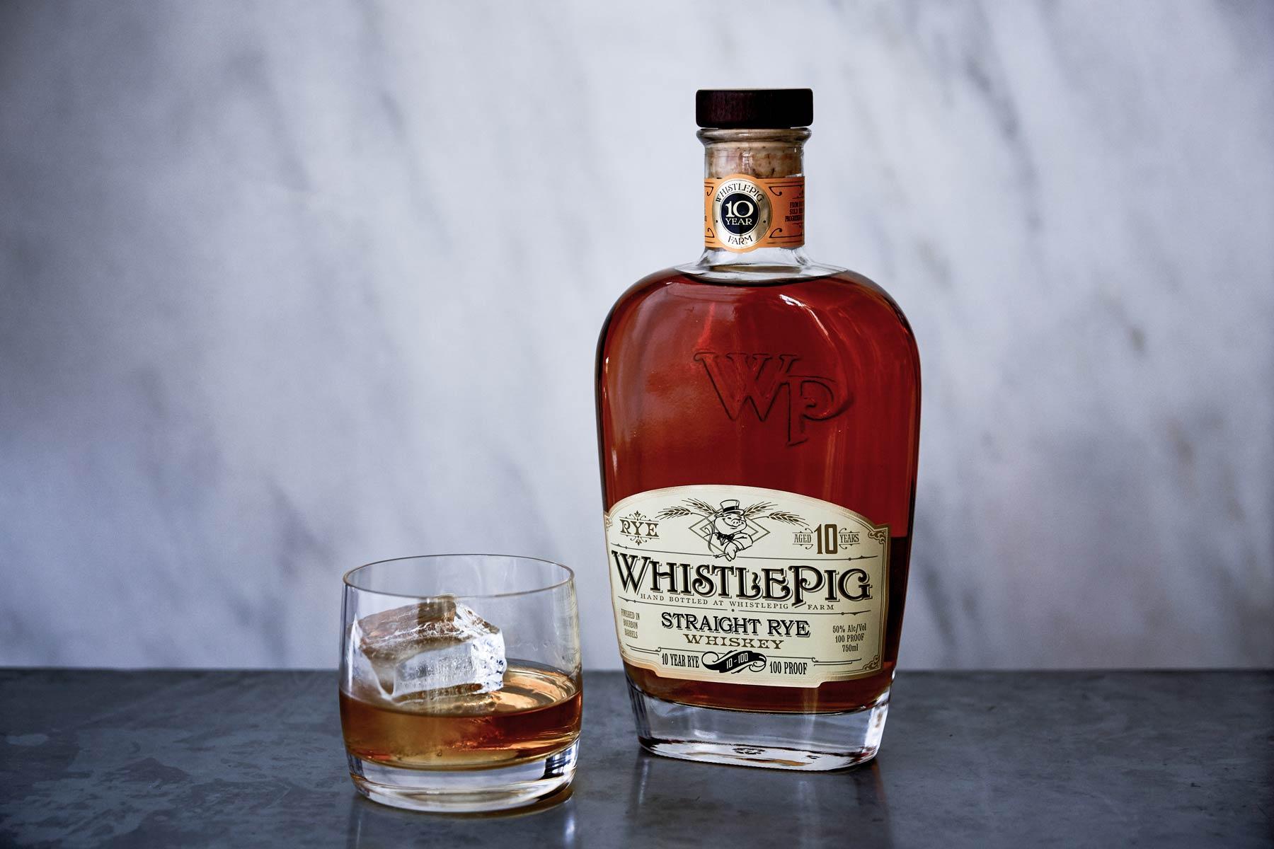 WhistlePig Cocktails - Caskers