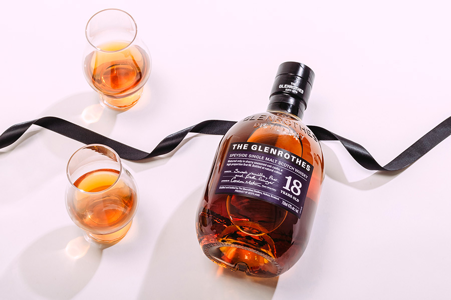 THE GLENROTHES 18 YEAR OLD