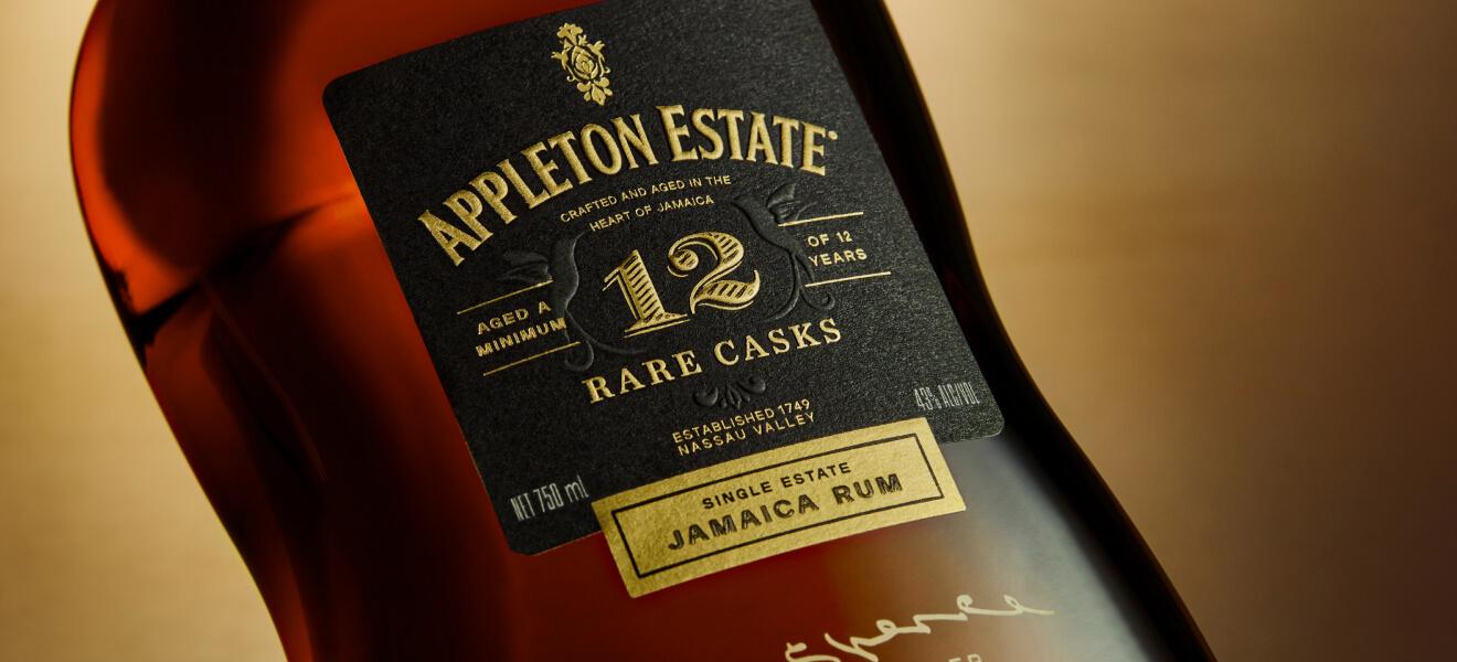 Appleton Estate  12 Year Old Rare Casks