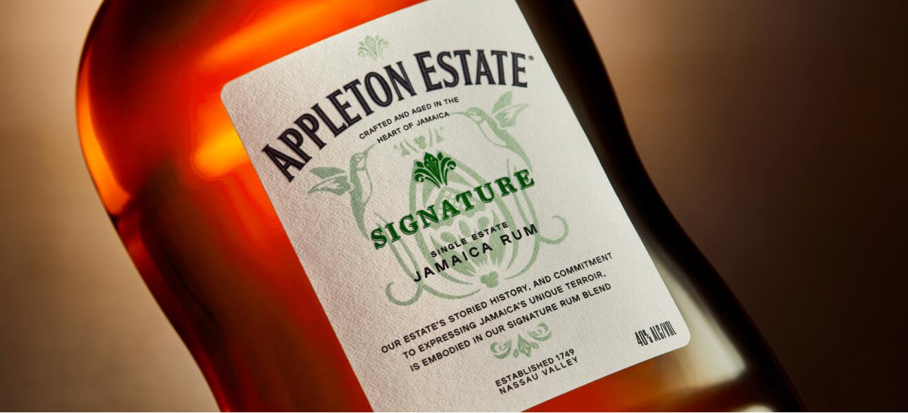 Appleton Estate  Signature