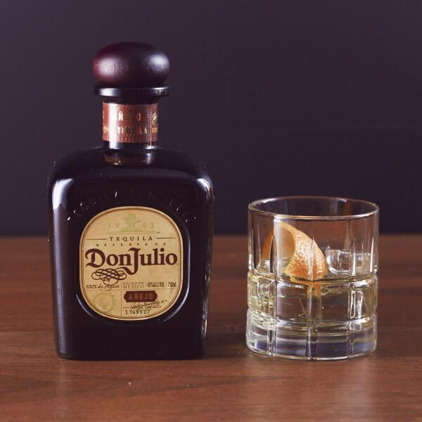 Don Julio Añejo Old Fashioned