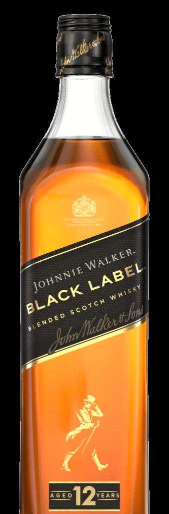 Johnnie Walker Black Label 12 Year Old Blended Scotch Whisky
