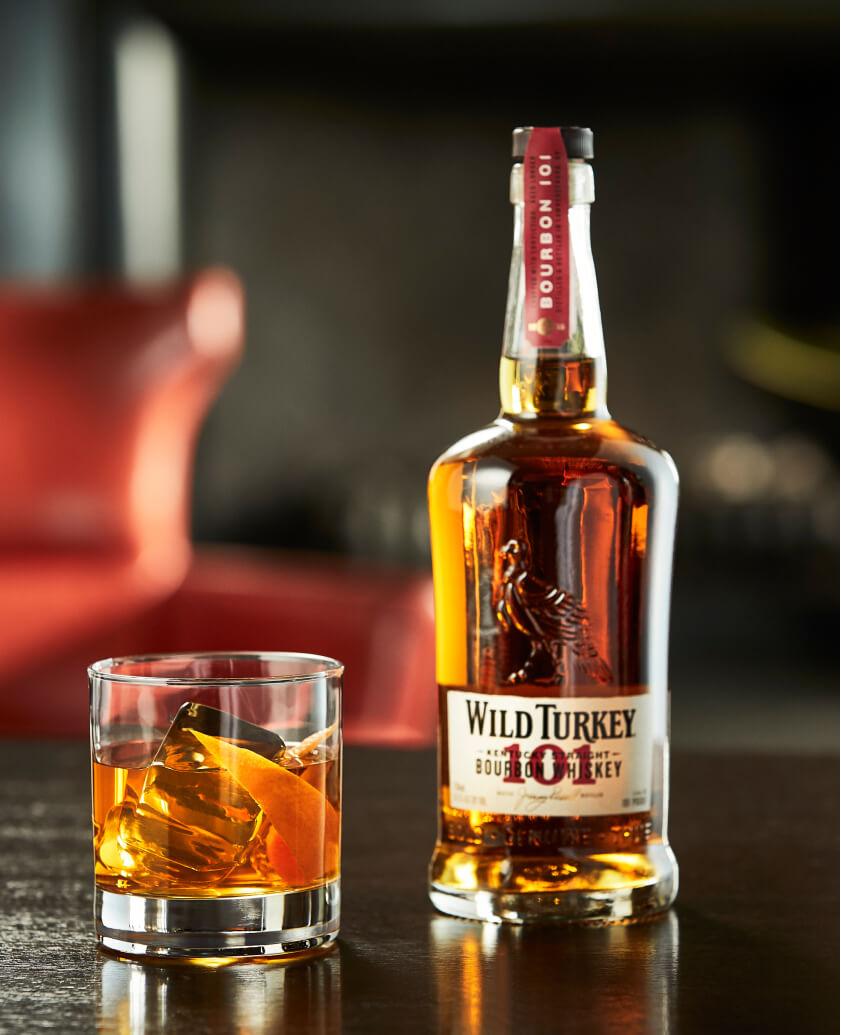 Wild Turkey 101 Boubon