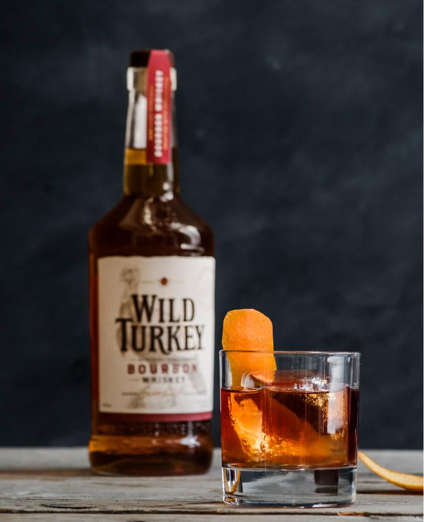 Wild Turkey Kentucky Straight Bourbon