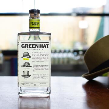 Green Hat Original Batch Gin