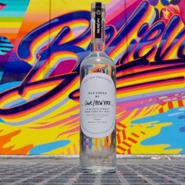 Our/New York Vodka (750mL)